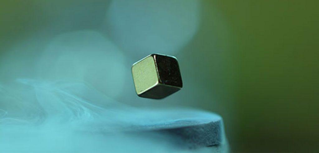 کاربرد ابررسانا در ذخیره سازهای مغناطیسی