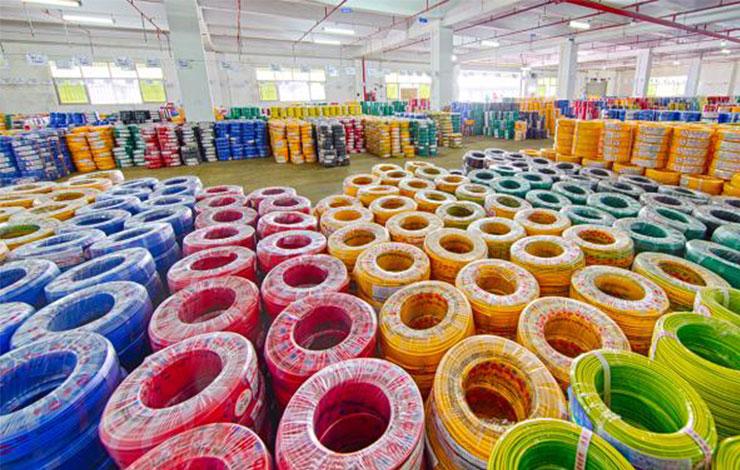 مرکز خرید و فروش سیم و کابل